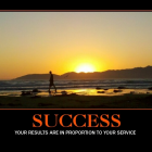 Thumbnail image for Success is in the Service