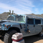Thumbnail image for Rusty Hummer Accident