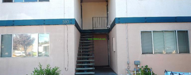 "San Luis Obispo Apartment Building ""In Escrow"""