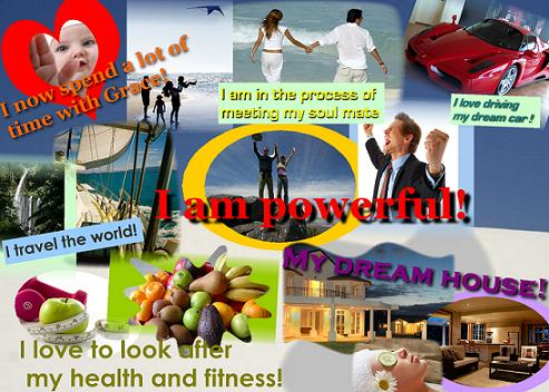 Thumbnail image for Dream Board or Vision Board