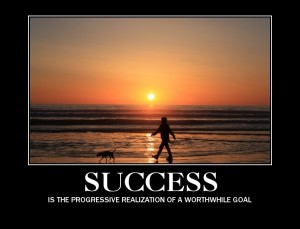 SUCCESS Progessive Realization 300x229 Successful Thoughts