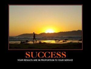 SUCCESS Service 1 300x229 Success is in the Service
