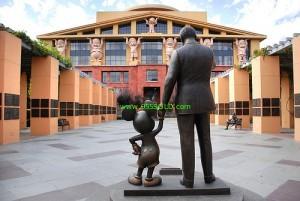 Disney Studios 300x201 City of Burbank Services