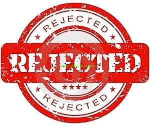 rejected 2 Rejection and How to Deal with it