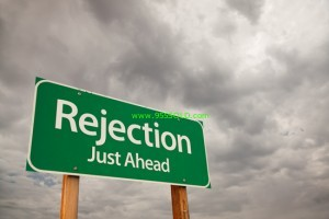 rejection 4 300x200 Rejection and How to Deal with it