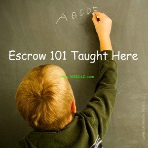 escrow 101 Weekly Training: Opening an Escrow (Listing)