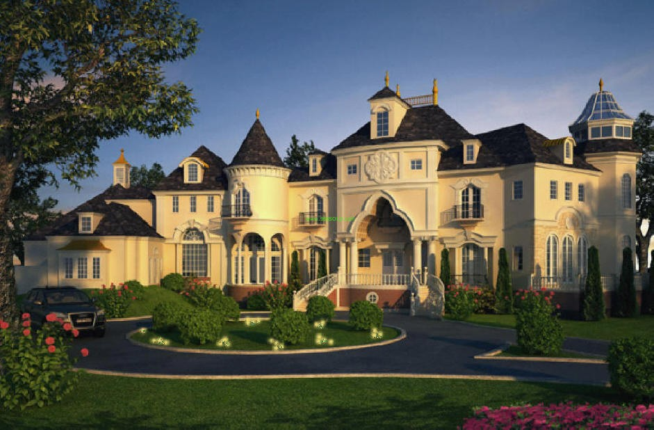 What style is my home for Castle style homes