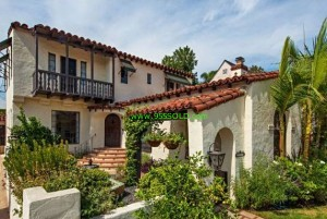 Spanish Style Home 300x201 What Style Is My Home?