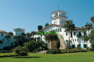 Santa Barbara Court House 300x200 Spanish Style Homes