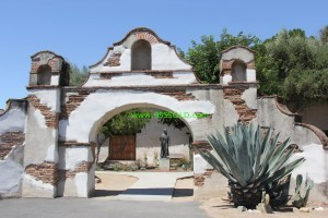 Spanish Mission 300x200 Spanish Style Homes