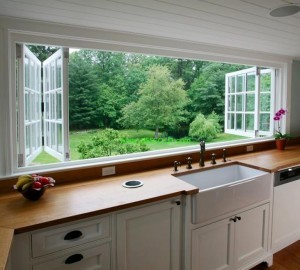 kitchen windows 300x270 Refreshing Kitchen Windows