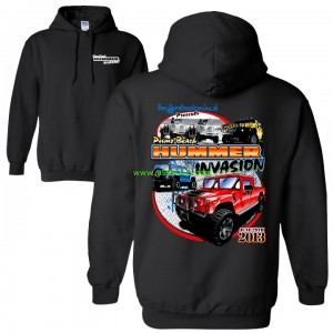 hummer invasion black hoodies 300x300 Tshirts and Sweatshirts on Sale now!