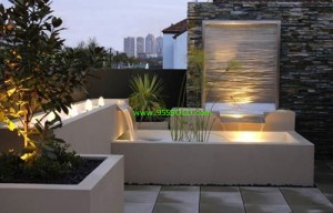 water features 2 300x192 Outdoor Water Features