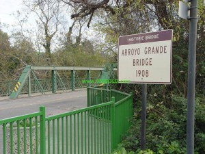 Arroyo Grande Bridge 300x225 Arroyo Grande Statistics August 2013