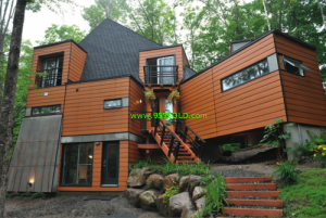 Shipping Container home Cabin 2 300x201 Shipping Container Homes