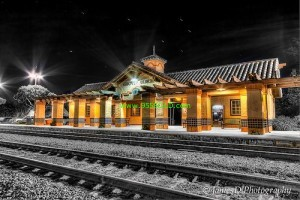 Grover Beach Train Station 300x200 Grover Beach Statistics YTD Nov 2014
