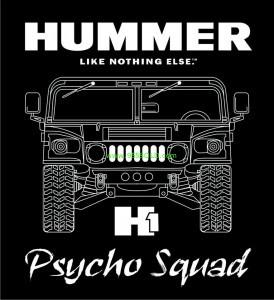 H1 Psycho Squad 274x300 Rusty Hummer Evolution 2