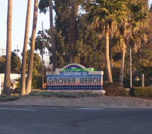 Grover Beach Welcome 300x264 North Grover Beach on a Saturday Morning