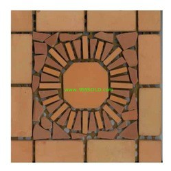 Saltillo Design 4 Saltillo Tiles or Pavers