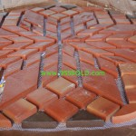 Saltillo Mosiac 6 Saltillo Tiles or Pavers