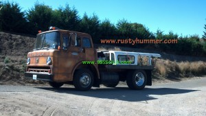 Hummer Wagon Top Delivery 3b 300x169 Rusty Hummer Evolution 2