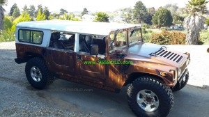 20150522 171848 a 300x168 First Rat Rod HUMMER H1