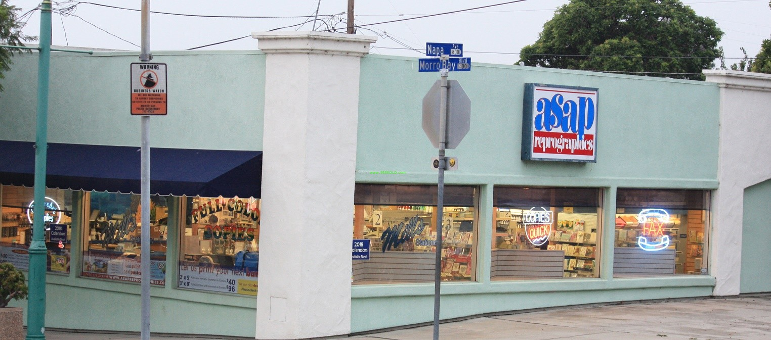 Thumbnail image for Morro Bay Commercial Building For Sale