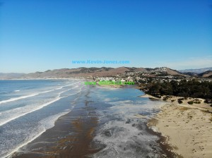 DJI 0107 b 300x224 Pismo Beach High Tide