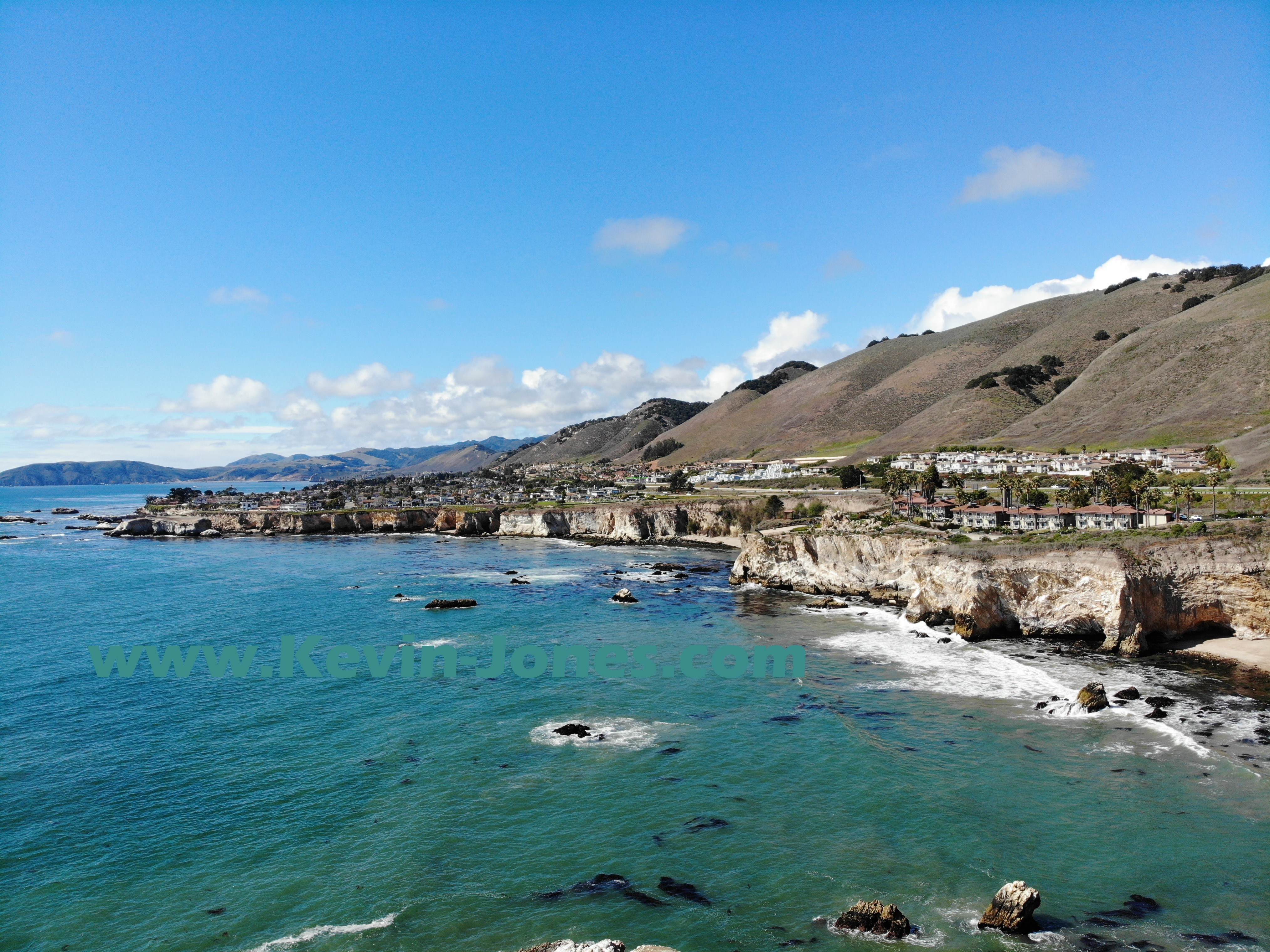Thumbnail image for Pismo Beach – Shell Beach Aerial
