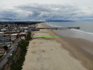 Pismo Pier 1b 300x224 Pismo Beach Aerial